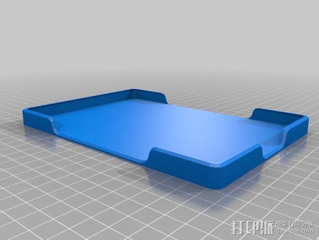 Kindle 4保护壳 3D模型  图3