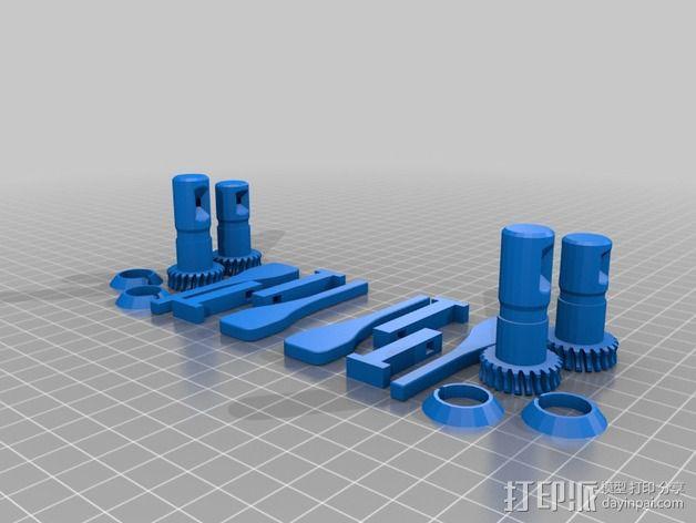 琵琶 3D模型  图8