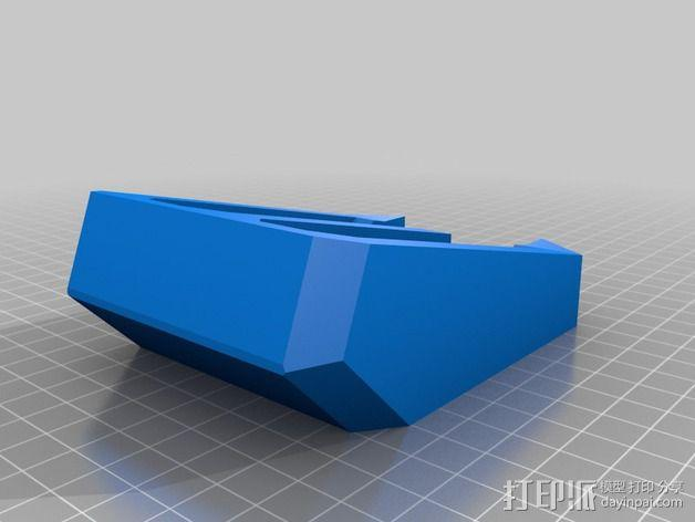 琵琶 3D模型  图9