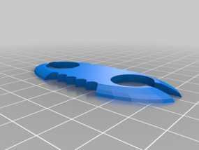 蓝牙耳机 3D模型