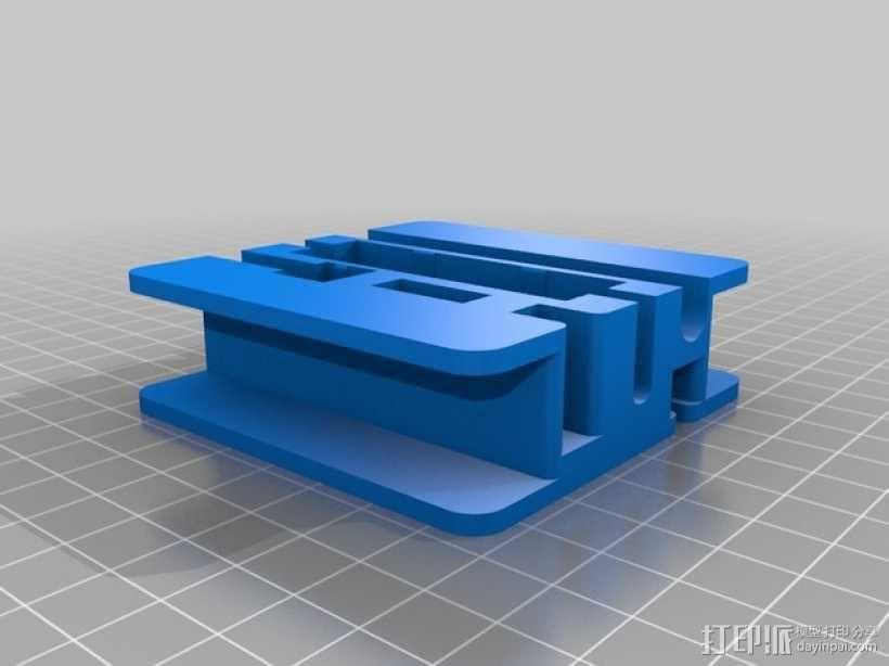 绕线器 3D模型  图4