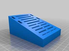 SD卡存储区 3D模型