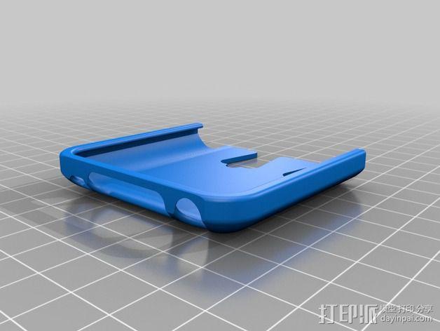 iPod保护壳 3D模型  图2