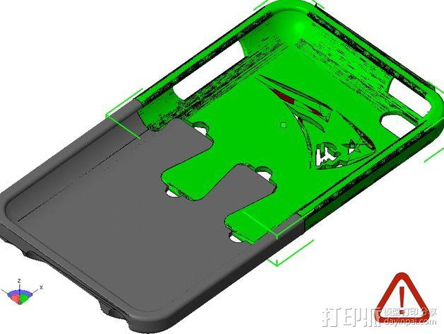 iPod保护壳 3D模型  图6