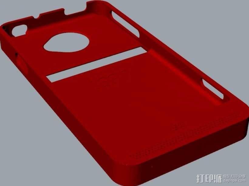 HTC EVO 乐高质地手机壳 3D模型  图5