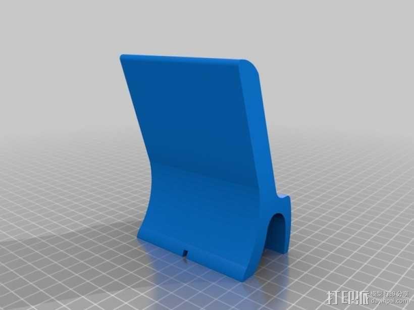 Samsung galaxy i9100手机壳 3D模型  图7