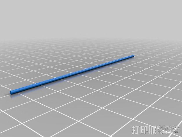 iPad 2/3 支架 3D模型  图3
