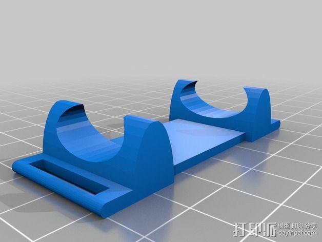 部件  3D模型  图1