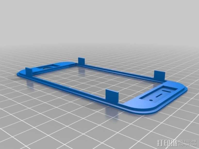 保护你的智能机 3D模型  图7