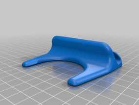 ipad支架 3D模型