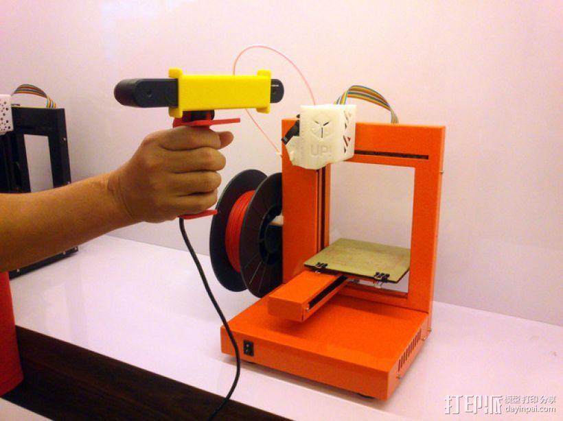华硕Xtion适配器 3D模型  图1