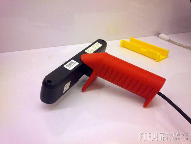 华硕Xtion适配器 3D模型  图4