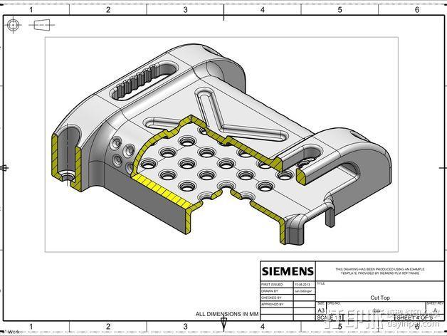 Raspberry Pi相机盒子 3D模型  图5