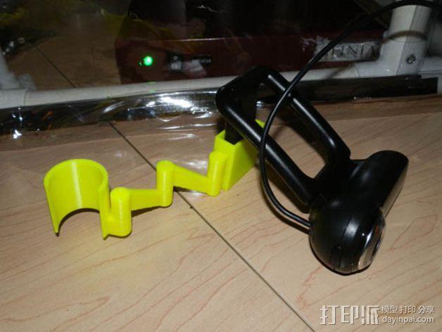 摄像头支架 3D模型  图6