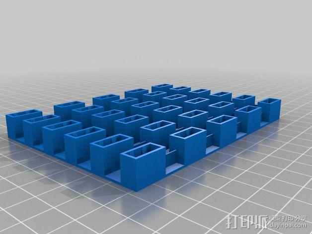 USB存储器 3D模型  图1