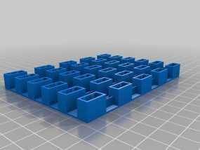 USB存储器 3D模型