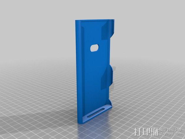 Nokia Lumia 920手机壳 3D模型  图1