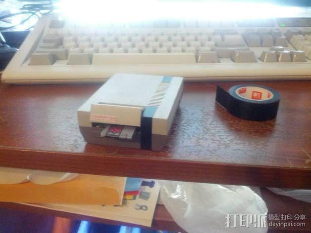 Raspberry Pi 保护壳 3D模型  图1