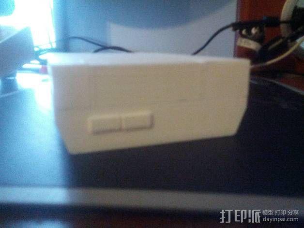 Raspberry Pi 保护壳 3D模型  图6