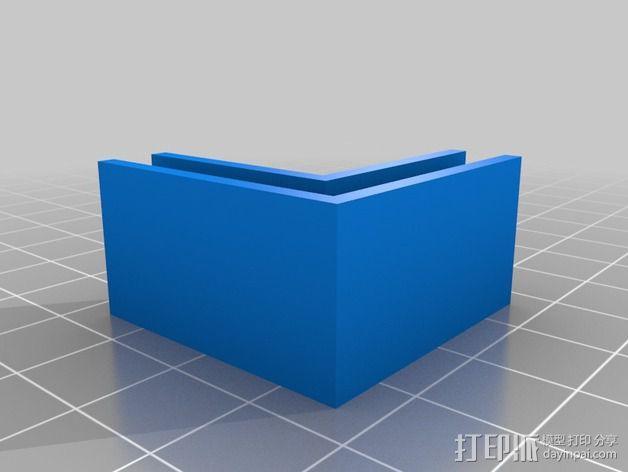 帐篷支架 3D模型  图8