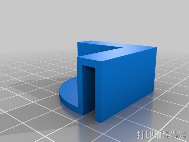 帐篷支架 3D模型  图9