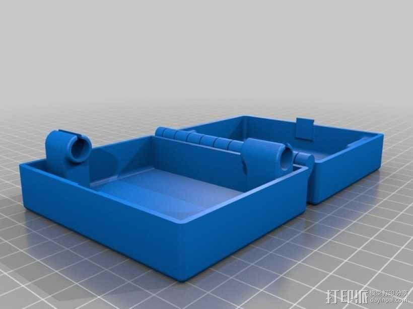舒尔壳子 3D模型  图2