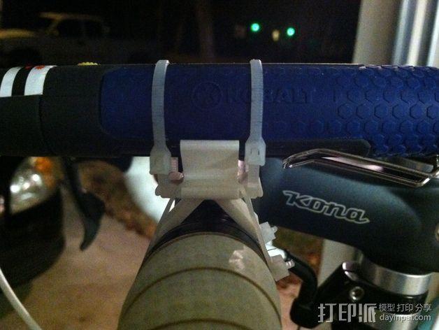 自行车灯支架 3D模型  图6