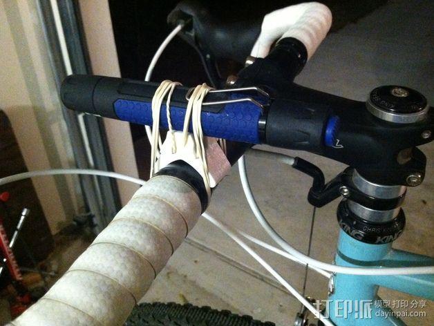 自行车灯支架 3D模型  图7
