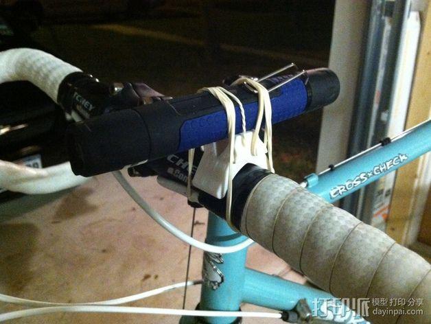 自行车灯支架 3D模型  图8