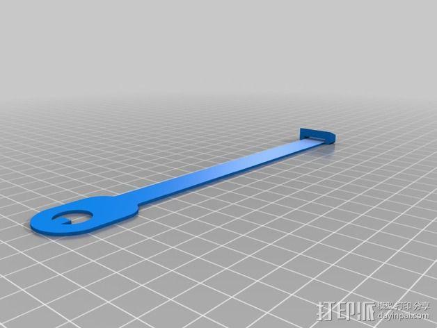 儿童动态头戴仪 3D模型  图9
