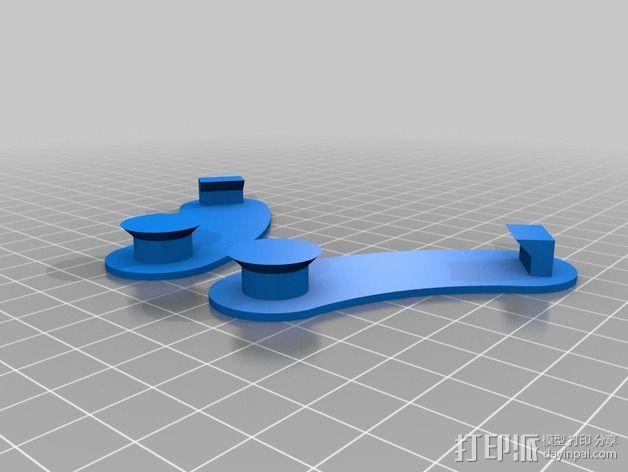 儿童动态头戴仪 3D模型  图8