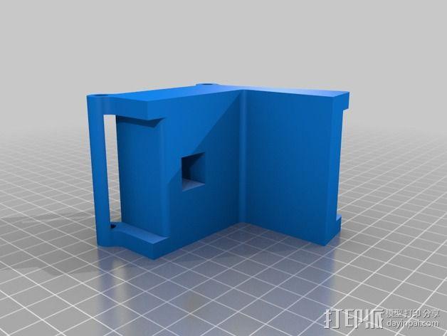 儿童动态头戴仪 3D模型  图16