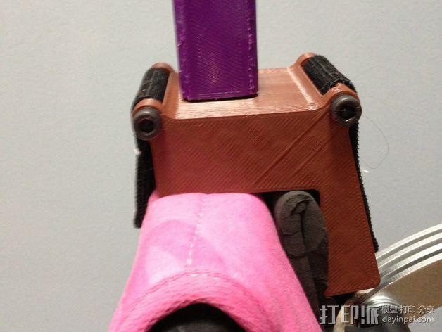 儿童动态头戴仪 3D模型  图26