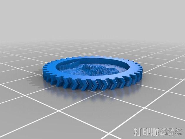 SpookiPhone 3D模型  图2