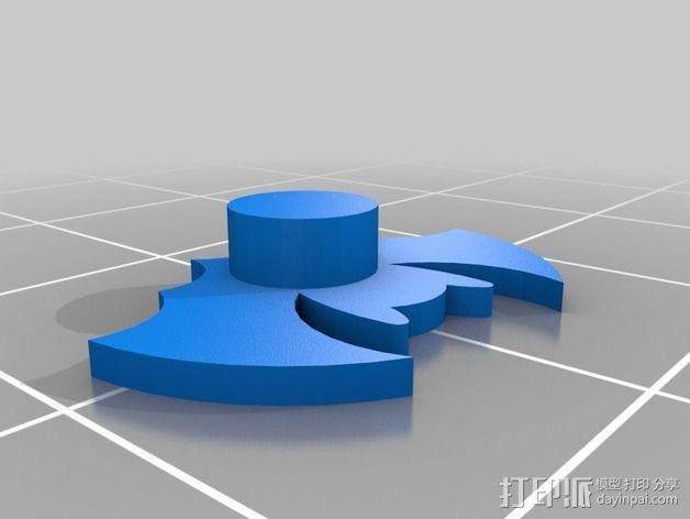 SpookiPhone 3D模型  图4