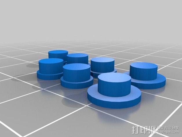 SpookiPhone 3D模型  图6