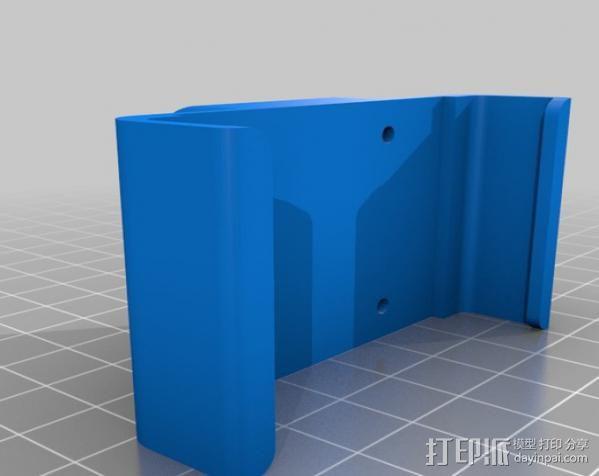 Iphone 5手机座 3D模型  图5