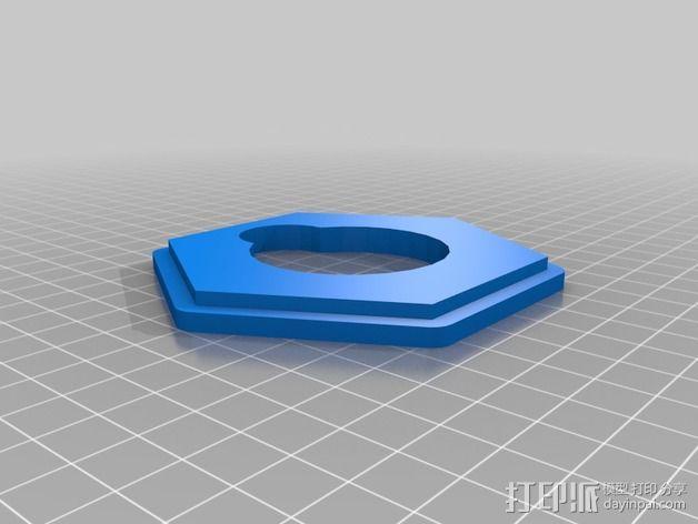 麦克风 3D模型  图2
