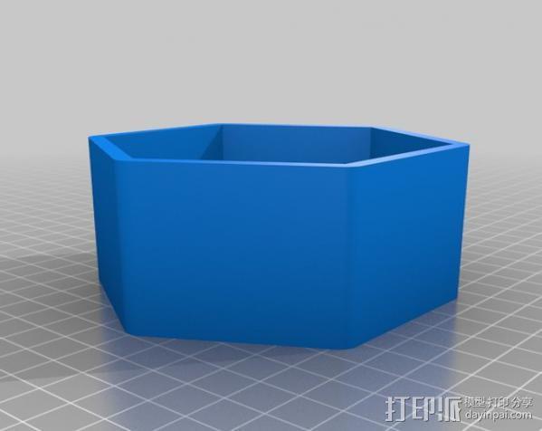 麦克风 3D模型  图4