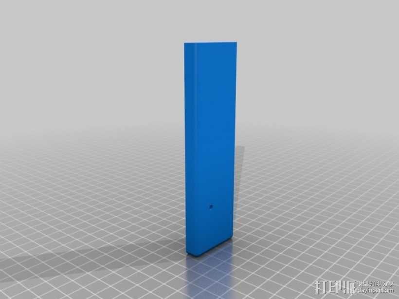TV-B-Gone远程操控器外壳 3D模型  图10