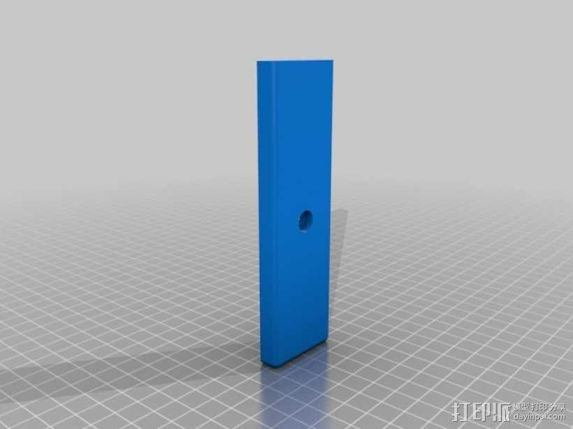 TV-B-Gone远程操控器外壳 3D模型  图11