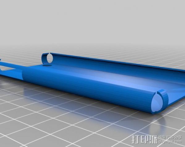 iPhone 3gs 手机壳 3D模型  图1