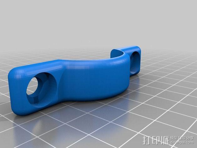 控制模块 3D模型  图4