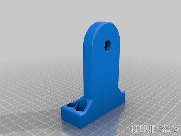 控制模块 3D模型  图7