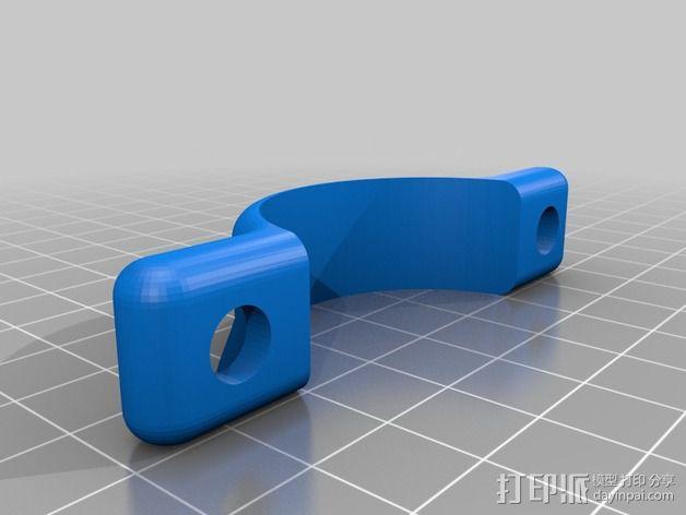 控制模块 3D模型  图8