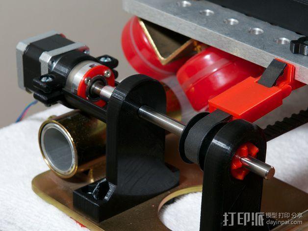 控制模块 3D模型  图15