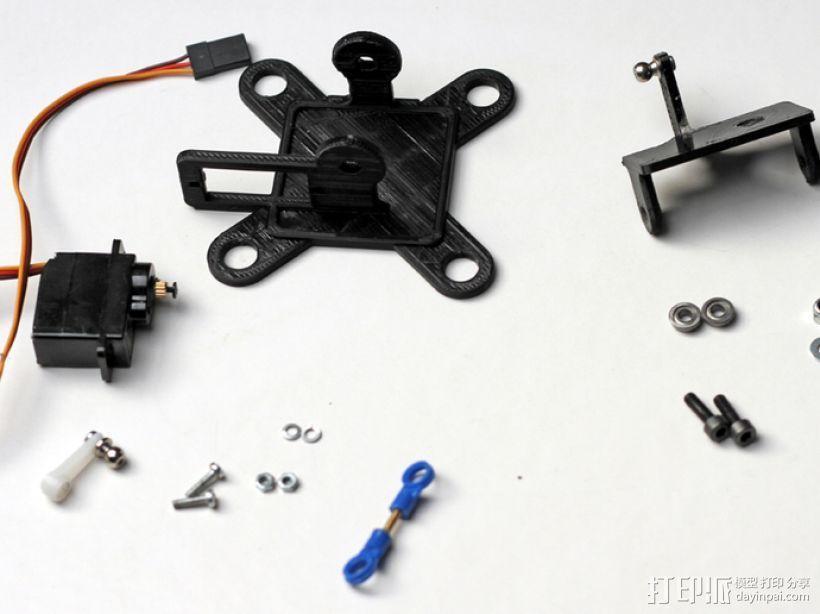 相机适配器 3D模型  图7