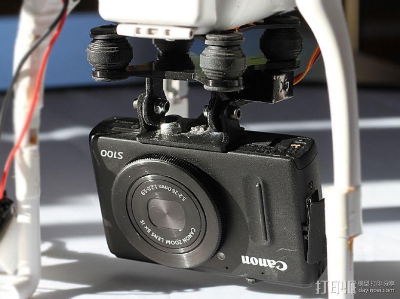 相机适配器 3D模型  图8