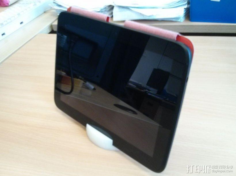 Nexus 10 手机座 3D模型  图5