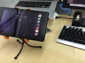 平板夹 3D模型